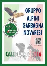 calendario anno 2016